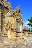 Maha Aungmye Bonzan Monastery, Innwa, το Μιανμάρ Στοκ Εικόνες
