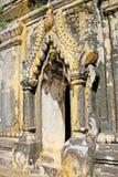 Maha Aungmye Bonzan Monastery, Innwa, Myanmar Fotografie Stock Libere da Diritti