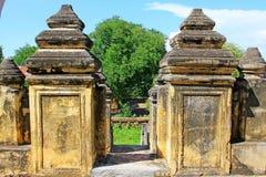 Maha Aungmye Bonzan Monastery, Innwa, Myanmar Fotos de archivo