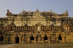Maha Aungmye Bonzan Monastery a Inwa fotografie stock