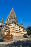 Maha Bodhi temple. Royalty Free Stock Images