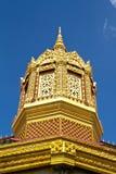 Maha Chedi Chaimongkhol Stock Photo