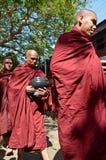 Maha Ganayon Kyaung, Amarapura. Royalty Free Stock Image
