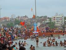 Maha Kumbh Mela 2015 Stock Images