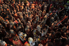 Maha kumbhmela Royalty Free Stock Photo
