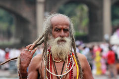 Maha kumbhmela Stock Photography