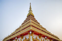 Maha Pagoda Royalty Free Stock Images