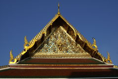 Maha Prasat Temple. Wat Phra Kaew, The Grand Palace, Bangkok, Thailand, Asia Stock Photos