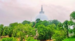 The Maha Seya Stupa Royalty Free Stock Photos