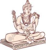 Maha Shivaratri Royalty Free Stock Photo
