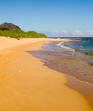Maha'ulepu beach in Kauai Stock Photos