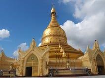 Maha Wizaya pagoda Fotografia Stock