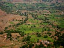 Mahabaleshwar landscape view Royalty Free Stock Image