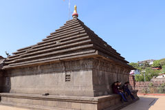 Mahabaleshwar-Tempel Lizenzfreies Stockfoto