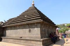 Mahabaleshwar-Tempel Stockbild