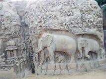 Mahabali chennai royaltyfria bilder