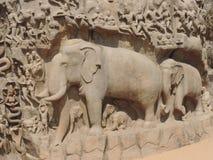 Mahabalipuram Stockfotos