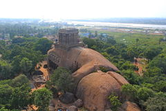 Mahabalipuram, India Royalty-vrije Stock Foto's
