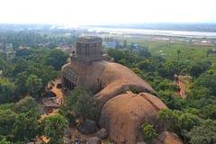 Mahabalipuram Indien Royaltyfria Foton