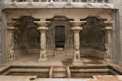 Mahabalipuram - Tamil Nadu - l'Inde photographie stock libre de droits