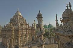 Mahabat Maqbara, Junagadh, la India Foto de archivo