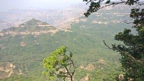 Mahableshwar. Point hills beauty of nature stock photos