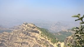 Mahableshwar. Point hills beauty of nature Stock Image