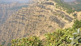 Mahableshwar. Point hills beauty of nature Stock Photography