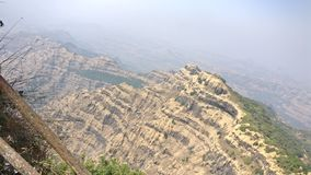 Mahableshwar. Point hills beauty of nature Royalty Free Stock Images