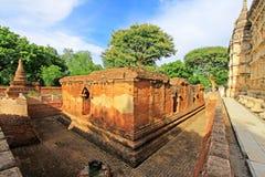 Mahabodhi świątynia, Bagan, Myanmar Zdjęcia Royalty Free