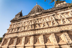 Mahabodhi świątynia w Bagan, Myanmar Zdjęcie Stock