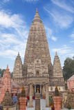Mahabodhi Temple. Royalty Free Stock Photography