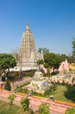 Mahabodhi Temple, Bodhgaya Royalty Free Stock Photo