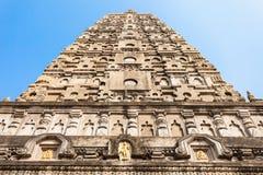 Mahabodhi Temple, Bodhgaya Royalty Free Stock Images