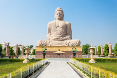 Mahabodhi Temple, Bodhgaya Royalty Free Stock Photos