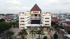 Mahabodhi Vidya School, Jakarta Indonesien arkivfoton
