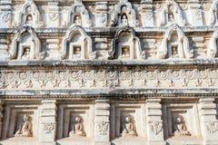 Mahabodhitempel in Bagan, Myanmar royalty-vrije stock afbeelding