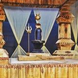 Mahadev Royaltyfri Fotografi