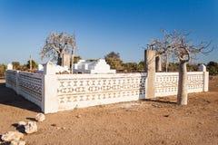 Mahafaly tomb Stock Photo