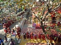 Mahagandhayon monaster Obrazy Royalty Free