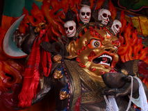 Mahakala Royalty Free Stock Photo