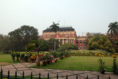 Mahakaran Garden in front of the Writers Building in Kolkata Stock Photo