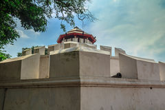 Mahakarn fort Royaltyfri Fotografi