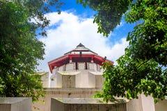 Mahakarn fort Arkivfoton