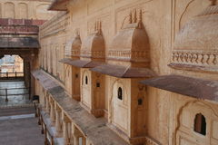 Mahal. The Famous mahal of Jaipur royalty free stock photo