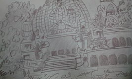 Mahal Стоковое Изображение RF
