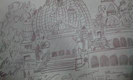 Mahal Lizenzfreies Stockbild