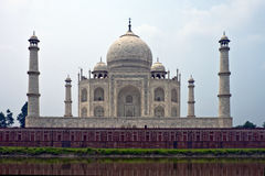 mahal Agra taj Zdjęcia Stock