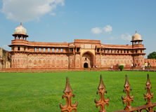 mahal india jahangiri Royaltyfria Foton