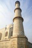 mahal marmurowy mauzoleumu taj biel Zdjęcie Royalty Free